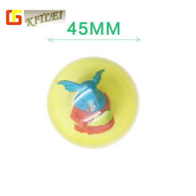 Wholesale Promotional Capsule Toys for Plastic Toy 45mm Capsules for Kids