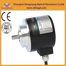 Hengxiang Massivwellen-Absolutwertgeber SJ65 SSI Ausgang / RS485 / RS422 Absolutwertgeber 6bit NPN