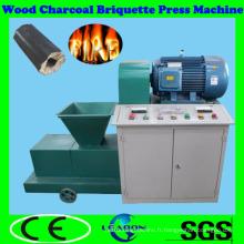 La briquette de charbon de bois de coût bas faisant la machine BBQ
