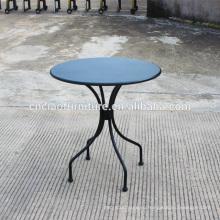 Патио утюг круглый журнальный столик