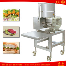 Stainless Steel Automatic Hamburger Patty Forming Machine