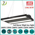 Iluminación Comercial 200W LED Linear High Bay Light