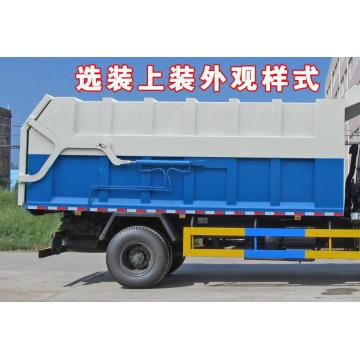 DFAC 10-14CBM Compression Docking Garbage Collector Truck