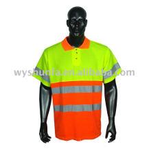 T-shirt réfléchissant haute sécurité