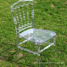 Acrylic Napoleon Chair for Wedding