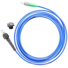 Odc 2 Cores Waterproof Fiber Optic Connector