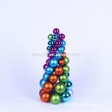 оптом украшения рождественские шары,висит на Рождество дерево мяч