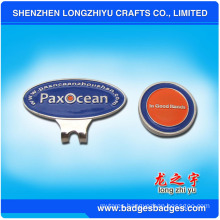Metal Golf Cap Clip (LZY-C-001)