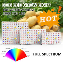 EU / US Warehouse Stock Cree COB LED Grow Light