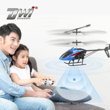 DWI  hot sell small plane rc helicopter airplane remote control toy with USB