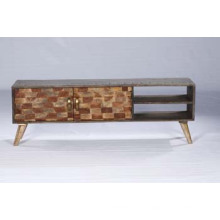 Los mejores muebles de madera de alta calidad LED Tv Stand