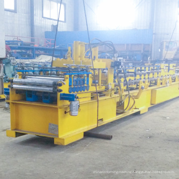 C Shaped Roll Forming Machine