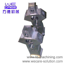 Carbon Steel CNC Bearbeitung Teil für Auto Teile
