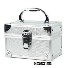fashional&high quality aluminum beauty case with multi color options