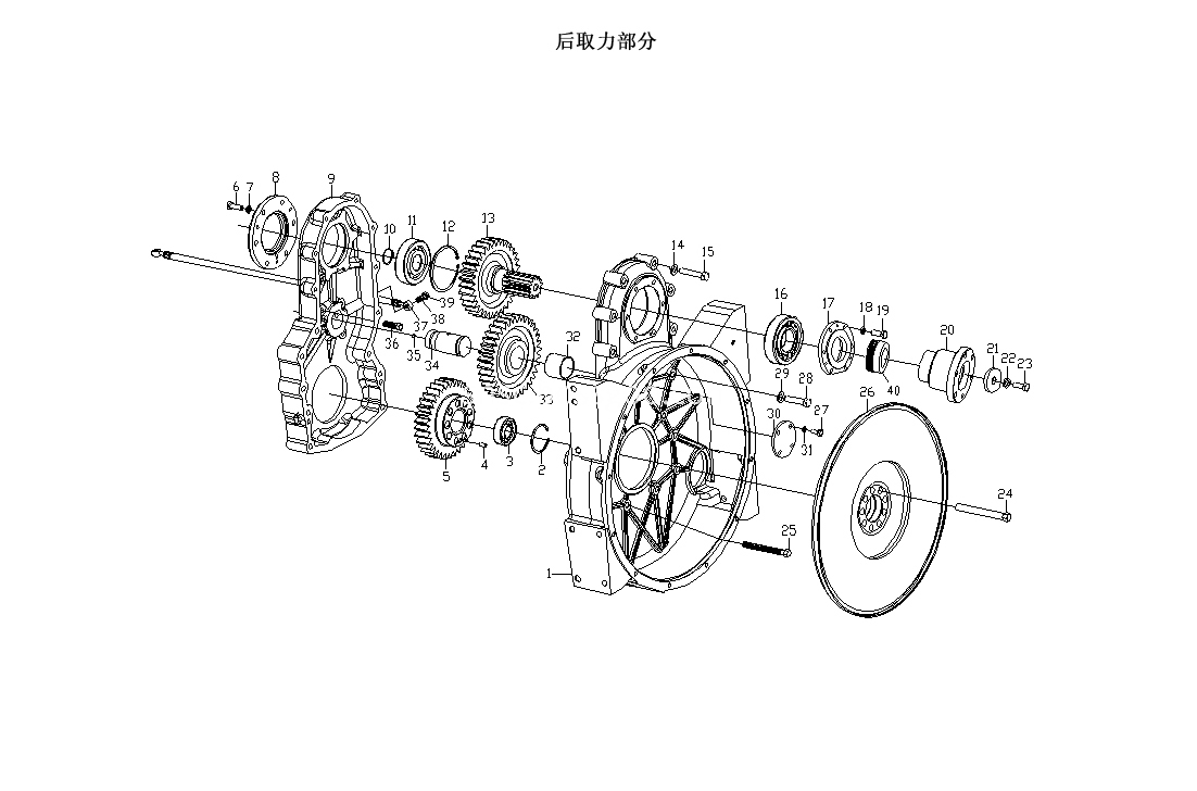 Sinotruk Engine -1
