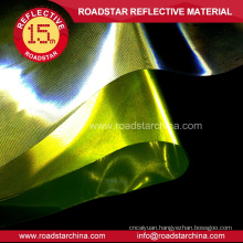 high viz reflective crystal pvc roll