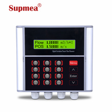 china High Quality ultrasonic clamp on flow meter high temperature wall mounted ultrasonic flowmeter