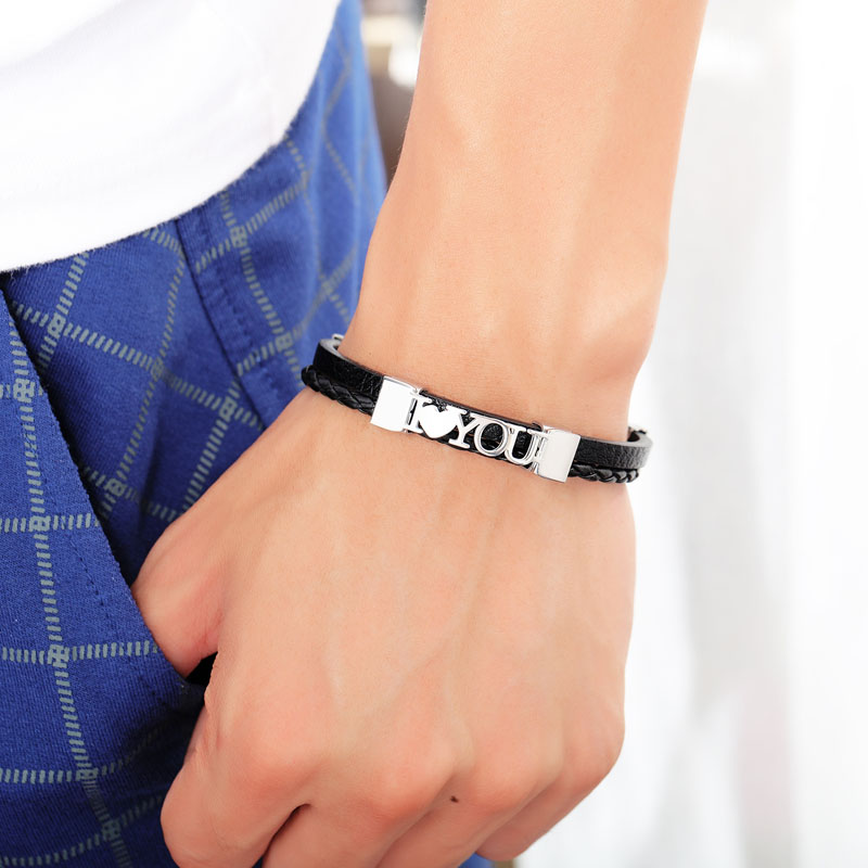 i love you bracelet for her