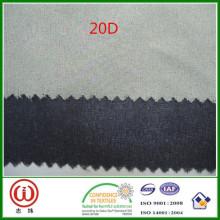 20D bidireccional color interlínea para ropa de bebé