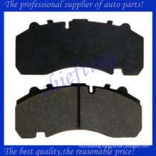 WVA29167 GDB5091 FCV1677B 0980102570 0980102920 0509290070 0980106450 0980106960 high quality heavy truck brake pad