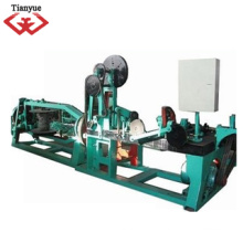 Electro Galvanized Barbed Wire Machine (TYB-0044)