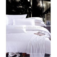 Jacquard Hotel Bedding Set - Capa De Edredão, Folha Ajustada, Folha De Cama, Capa De Almofada