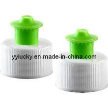 28/410 пластиковая бутылка крышка для косметической упаковки (RD - 505H)