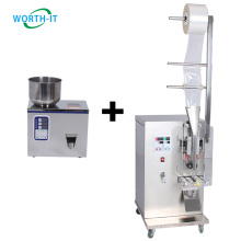Hot Automatic multi-function packaging machinery packing coffee dry fruits packaging machine