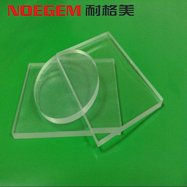 Colored Pmma Plastic