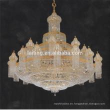 Araña de cristales de Pakistán para la iglesia