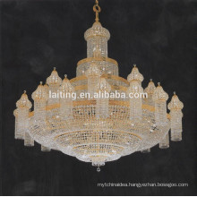 Pakistan crystals chandelier for church