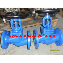 Vari Steam Bellow Seal Globe Valve (WJ41H)