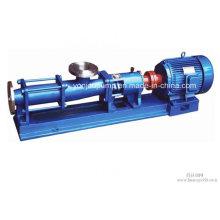 Industry Slurry Fluid Electric High Quatity Single Screw Progressive Cavity Pump Manufacturers with Stator Pumping Unit
