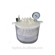 Solid phase extraction with 24 hole solid liquid extraction equipment SPE Vacuum Manifold