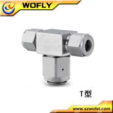 Hochtemperatur-Hochdruck-Erdgas-T-Stück Filter