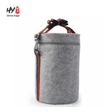 custom recycled outdoor picnic food non-woven insulated cooler bag