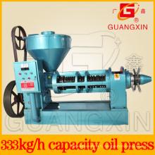 Huile de presse de graine d'huile faisant la capacité de la machine Yzyx130 8ton