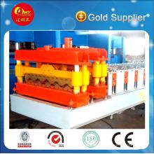 Good Quality PLC Control Glazed Tile Forming Machine