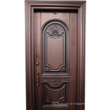 Spezielle Design Stahl Sicherheit Kupfer Tür