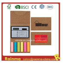 Sticky Memo Pad mit Taschenrechner