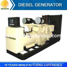 Generador diesel de Hiersun HC800 800kw del producto del mantenimiento fácil para la venta