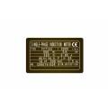 Logo Printing Metal 30w Fiber Laser Marking Machine
