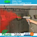 non TGIC powder coating paints for Street furnishing
