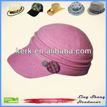 100% Wool Baseball Hat