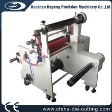 Automatischer Film, klebende Papier-kalte lamellierende Maschine