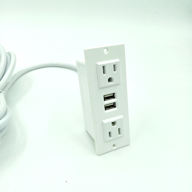 Recessed Power Outlet