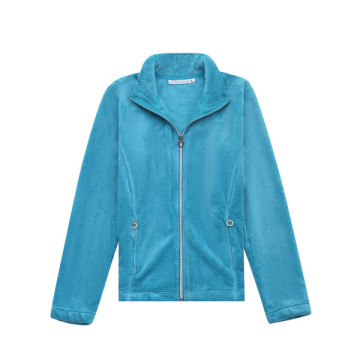 Damen Coral Fleece Jacke