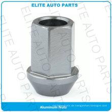 CNC eloxierte Aluminiummutter für Auto