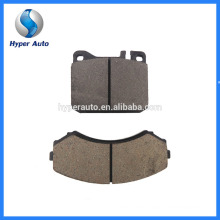 Low Metal Friction Coefficient D763A/7631 Auto Bremse Brake Pad Replacement Price Brake Pad