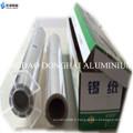 Résistance à la chaleur Grille alimentaire feuille d'aluminium petit rouleau